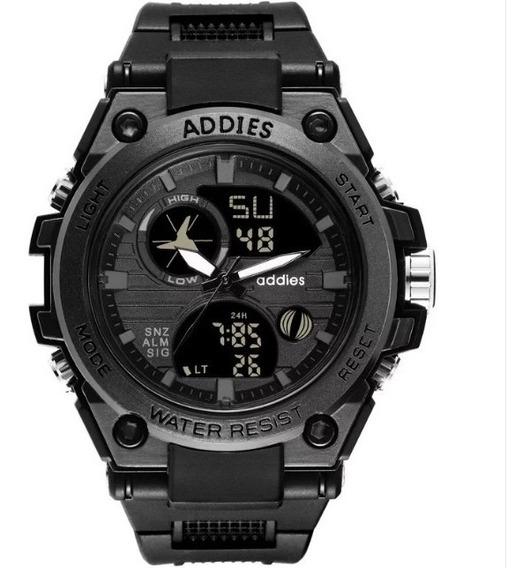Addies Relógios Masculinos Moda Esporte À Prova D