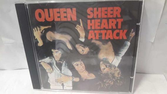 Cd Queen Sheer Heart Attack 1993 Remasterizado