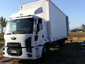Vendo Camion Ford Cargo 1519 Año 2013. Unico Dueño