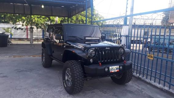 Jeep Rubicon Año 2015