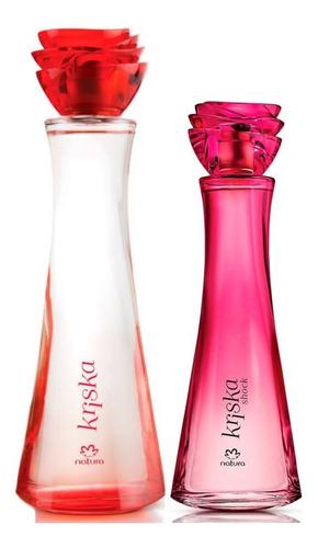 Perfume Kriska + Kriska Shock Natura - mL a $470