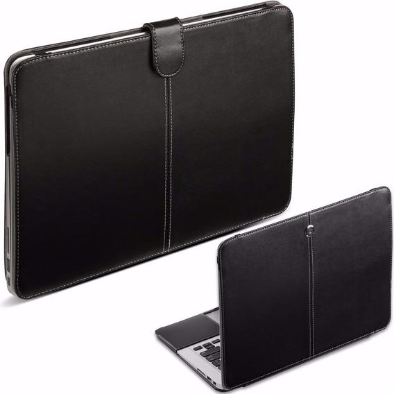 Macbook Air 11 Capa Case Pasta Protetor De Couro A1465 A1370