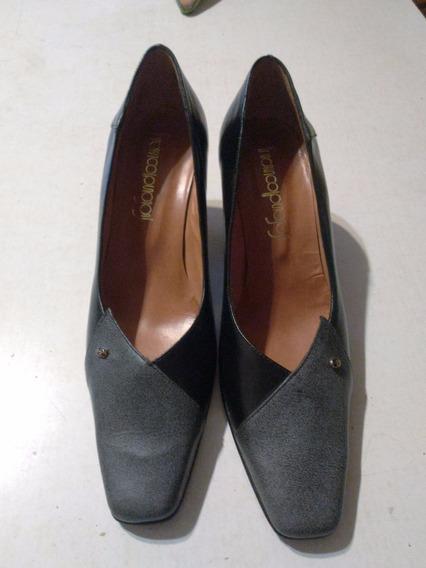 Zapatos De Cuero N° 39
