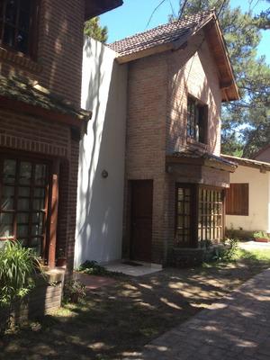 Departamento En Villa Gesell - 2 Cuadras Al Mar-barrio Norte