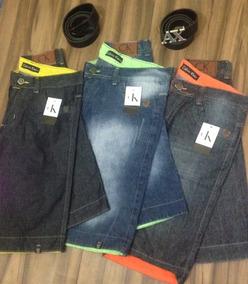 Bermudas Jeans - Calvin Klein