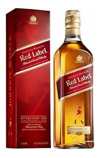 Preço Bombastico Johnnie Walker Red Label 1litro, C/ Dosador