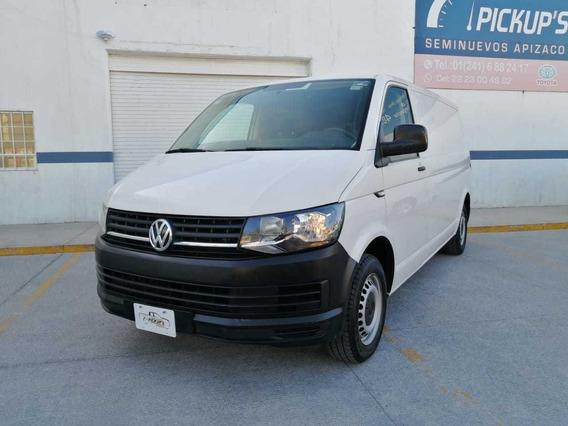 Volkswagen Transporter 2.0 Cargo Van Mt 2018 Credito Naciona