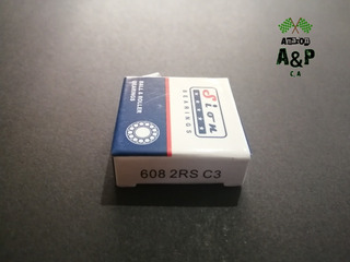 Rodamiento/ Rolinera 608 2rs Sion