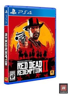 Red Dead Redemption 2 Ps4 100% Original