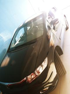 Honda Civic 2.0 Lxr Flex Aut. 4p Paddle Shift