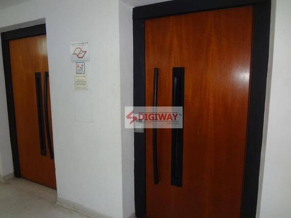 Apartamento Com 2 Dormitórios À Venda, 58 M² Por R$ 400.000 - Aclimação - São Paulo/sp - Ap1643