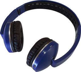 Fone Blueto Com Microfone Kp-420 Cart Sd-radio Fm