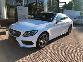 Mercedes-benz Clase C400 C 400 Coupe Amg-line 333cv 0km!!!!