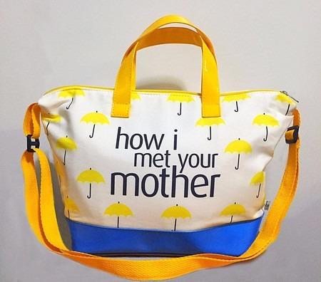 Bolsa How I Met Your Mother - Yellow Umbrella