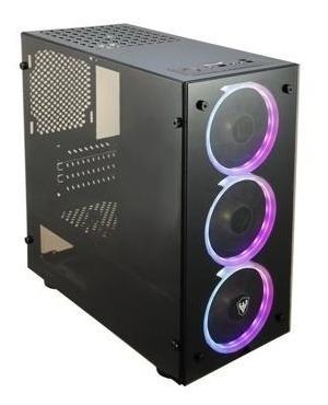 Pc Cpu Gamer Rx-580 8g Ryzen 3 2200g B350 8gb 1tb Ft Corsair