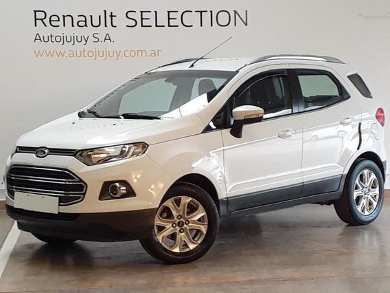 Ford Ecosport Titanium 1,6 L Mt N Gnc