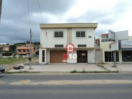 Prédio À Venda, 454 M² Por R$ 720.000,00 - Oficinas - Tubarão/sc - Pr0013