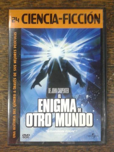 Imagen 1 de 4 de El Enigma De Otro Mundo (1982) * Dvd * Ciencia Ficcion *