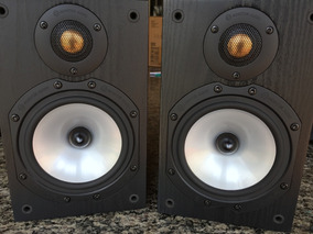 Par De Caixas De Som Monitor Audio Mr1 - 70w