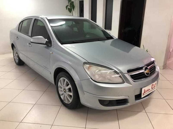 Vectra Expression 2.0 8v(flexpower) 4p 2008