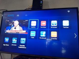 Smart Tv 4k Daewoo 49 Escucho Ofertas!