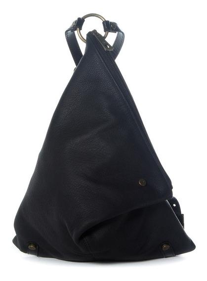 Mochila Mujer Xl Extra Large Sete Negro
