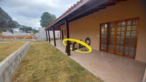 Imagem 1 de 22 de Chácara À Venda, 600 M² Por R$ 459.000,00 - Chácara Tropical (caucaia Do Alto) - Cotia/sp - Ch0180