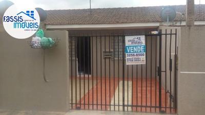 Otima Residência A Venda Com Pequena Entrada No Guaraituba - 439