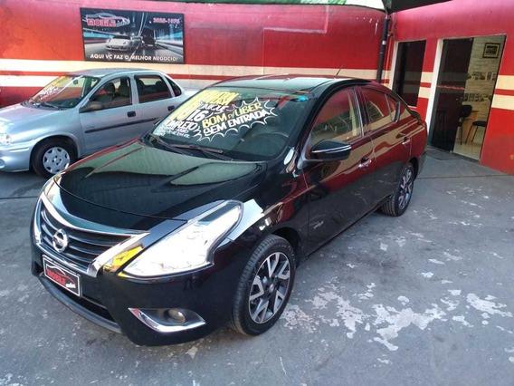 Nissan Versa 2016 1.6 Completo