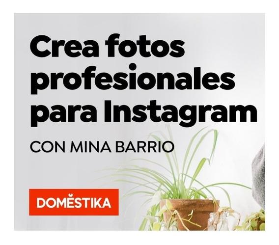 Curso Completo Fotografía Profesional Para Instagram