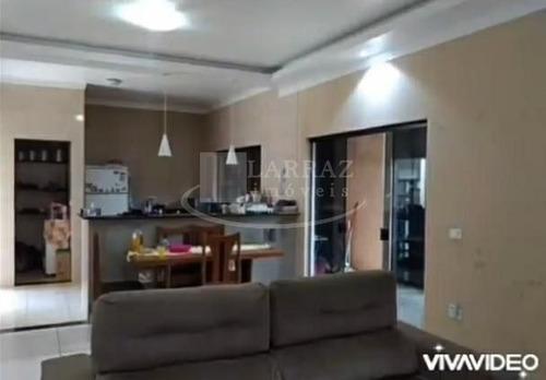 Ótima Casa Mais Salao Comercial Para Venda Em Guariba No Bairro Palmeiras, 3 Dormitorios 1 Suite Em 200 M2 De Area Total - Ca01539 - 68780850