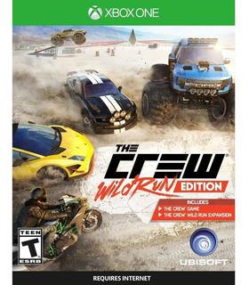 The Crew Wild Run Edition Xbox One Nuevo