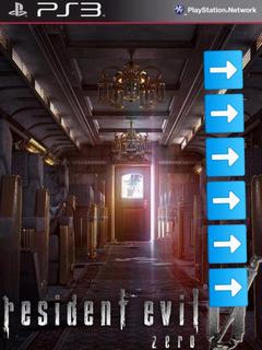 Resident Evil 0 (digital Ps3)