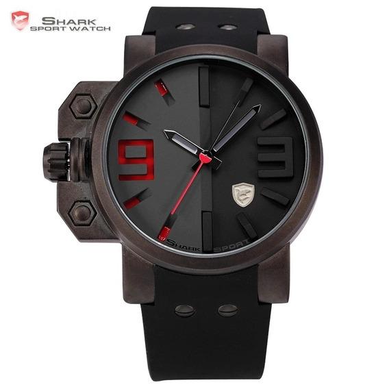 Relógio Shark Original Sh 172