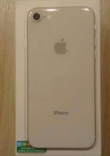 Vendo iPhone 8 Blanco De 64gb, En Impecable Estado.