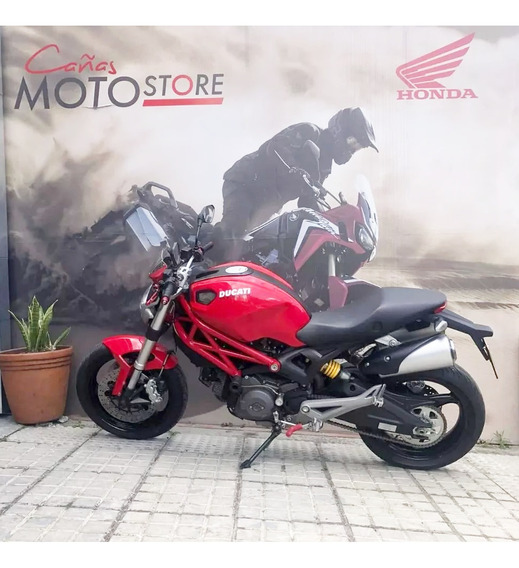 Ducati Monster 696 Roja 2010