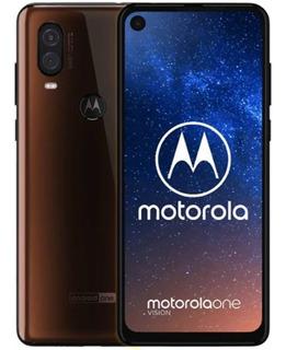 Motorola Moto One Vision 128gb + 4gb Nuevo Sellado Libre Msi