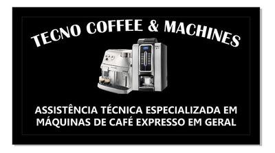 Assistência Técnica Especializada Em Máquina De Cafe