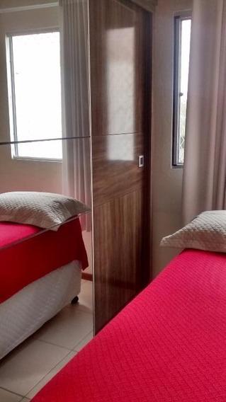 Apto Com 02 Dormitórios, Vaga Coberta Em São José/real Parque - Ap2590