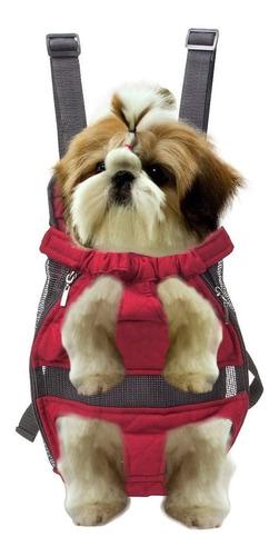 Cargador Mascotas Mochila De Viaje Bolsa De Transporte