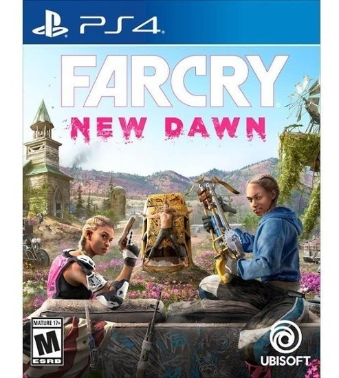 Far Cry New Dawn Ps4 Midia Fisica Pronta Entrega