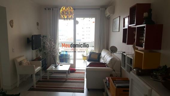 Apartamento A Venda No Bairro Farroupilha Em Porto Alegre - - 19070-1