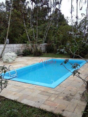 Chácara  Residencial À Venda, Chácaras Glória, Itanhaém. - Ch0073