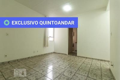 Apartamento No 2º Andar Com 2 Dormitórios E 1 Garagem - Id: 892934098 - 234098