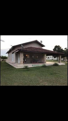 Imagem 1 de 12 de Chácara Com 3 Dormitórios À Venda, 1300 M² Por R$ 742.000,00 - Pinheirinho - Taubaté/sp - Ch0385