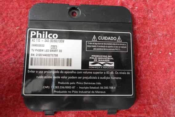 Acabamento Externo Da Tv Philco Ph55m Led Smart 3d