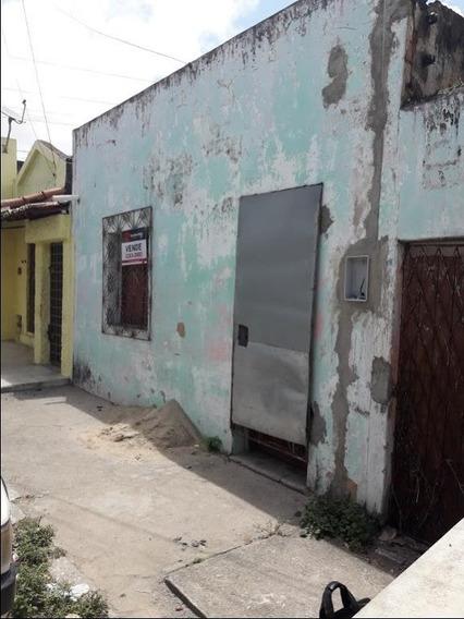 Terreno À Venda, 318 M² Por R$ 190.000,00 - Alecrim - Natal/rn - Te2225