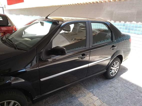 Fiat Siena El Flex 1.0 Preto 4 Portas 2010/2011