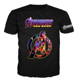 Playera Avengers End Game Modelo 2 Vengadores