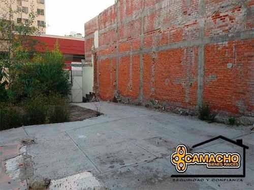 Terreno En Venta Cerca De La Av. Juárez Opt-0108